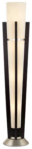 Pacific Coast Lighting - Deco Trophy Floor Uplight- Espresso - 85-2025-9E
