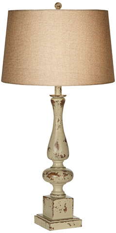 Pacific Coast Lighting - Chesire Country Table Lamp - 87-1801-78