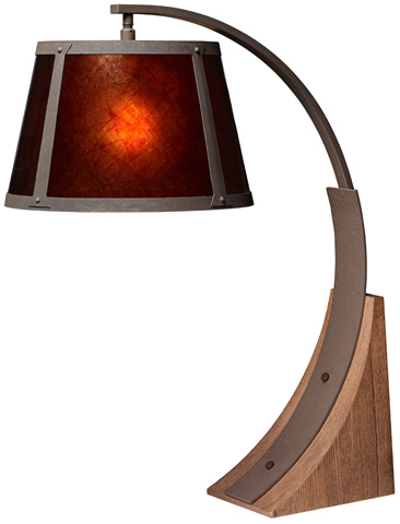 Pacific Coast Lighting - The Oak River Table Lamp - 87-7024-68