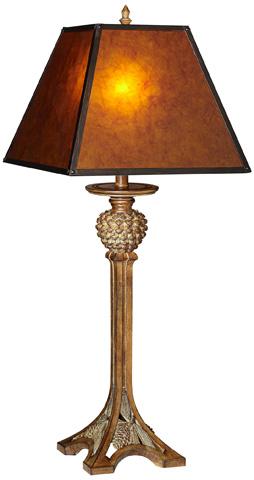 Pacific Coast Lighting - Jaspar Range Table Lamp - 87-7091-22
