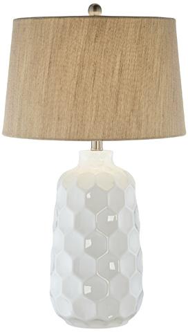 Pacific Coast Lighting - Honeycomb Dreams Table Lamp - 87-7787-70