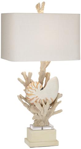 Pacific Coast Lighting - Hanauma Bay Table Lamp - 87-7919-48