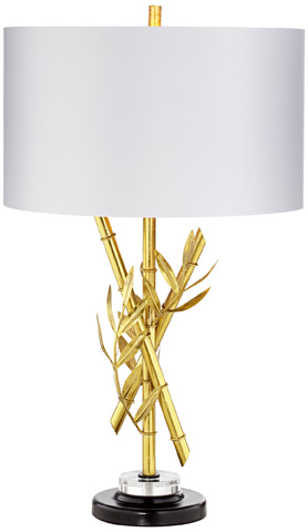 Pacific Coast Lighting - Bamboo Romance Table Lamp - 87-7921-7L