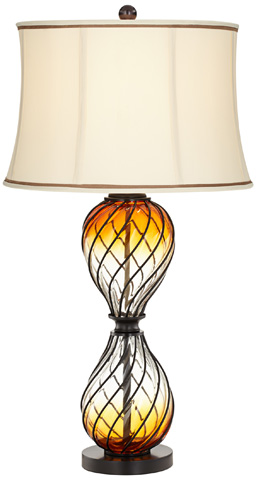 Pacific Coast Lighting - Time Warp Table Lamp - 87-8013-80