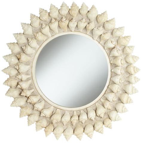 Pacific Coast Lighting - Tulip Shell Mirror - 82-9050-48
