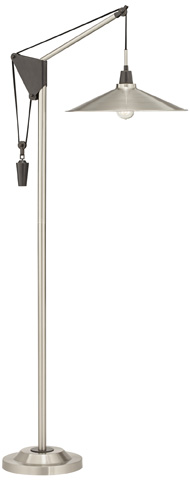 Pacific Coast Lighting - The Chronicle Floor Lamp - 85-3212-26