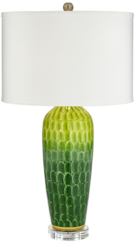 Pacific Coast Lighting - Waimanalo Forest Table Lamp - 87-8369-43