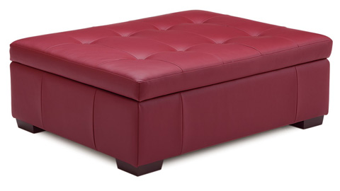 Palliser Furniture - Button Storage Ottoman - 78028-04