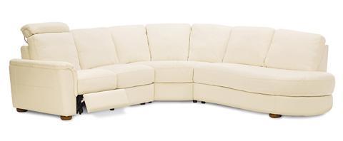 Palliser Furniture - Embrace Sectional Sofa - 77507-7R /77507-09/77507-19