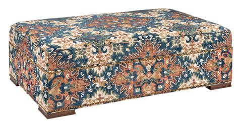 Pearson - Rectangular Upholstered Ottoman - 160-00