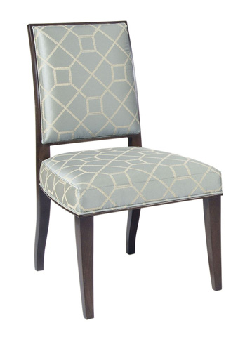 Pearson - Square Back Upholstered Side Chair - 1631-00