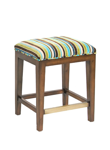 Pearson - Square Cushioned Counter Stool - 1925-00