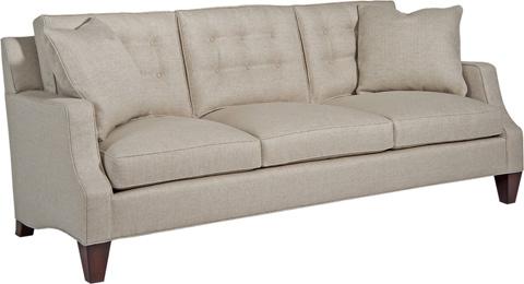 Pearson - Three Seat Button Cushion Sofa - 2272-30