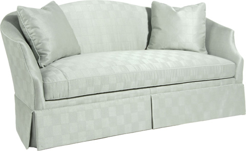 Pearson - Curved Back Skirted Sofa - 2339-10