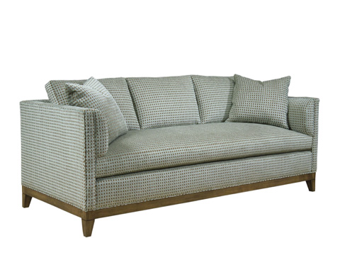 Pearson - Three Cushione Bench Sofa - 2377-10