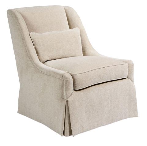 Pearson - Skirted Sloped Arm Chair - 317-00