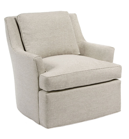 Pearson - Transitional Swivel Chair - 664-00