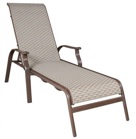 Pelican Reef - Stackable Sling Chaise Lounge - PJO-1001-ESP-CL