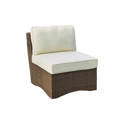 Pelican Reef - Panama Jack Key Biscayne Armless Chair - PJO-7001-ATQ-A