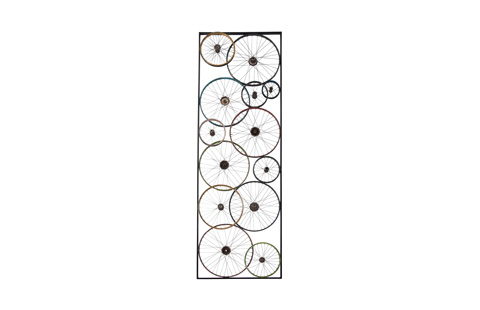 Phillips Collection - Bicycle Wheel Panel - ID66019