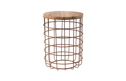 Phillips Collection - Cage Side Table - TH65514