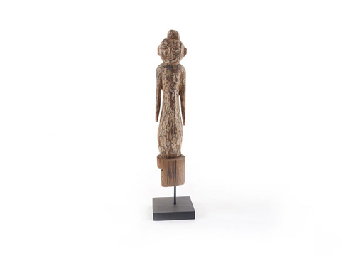 Phillips Collection - Tribal Wood Man Sculpture - TH66217