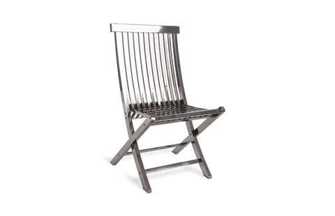 Phillips Collection - Slatted Folding Chair - CH72557