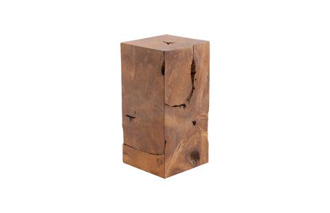 Phillips Collection - Teak Slice Pedestal - ID65138