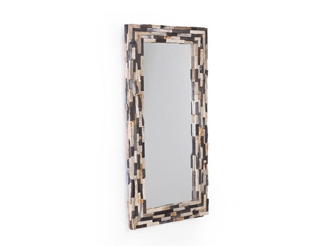 Phillips Collection - Petrified Mosaic Mirror - ID66400