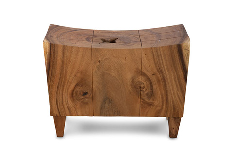 Phillips Collection - Puzzle Stool - ID70208