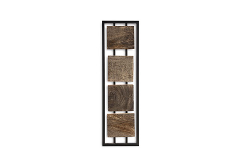 Phillips Collection - Mixed Wood Wall Panel - ID73678
