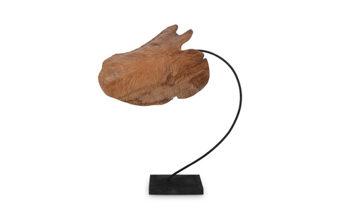 Phillips Collection - Carved Leaf Sculpture - ID75186