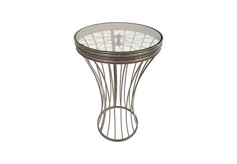 Phillips Collection - Bicycle Rim Bar Table - ID75250