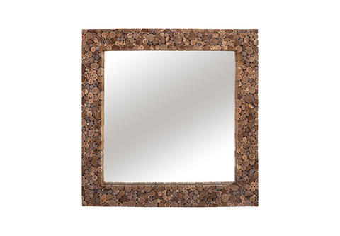 Phillips Collection - Teak Stick Mirror - ID75314