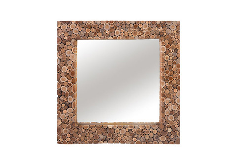 Phillips Collection - Teak Stick Mirror - ID75315