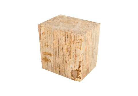 Phillips Collection - Petrified Wood Stool - ID76222