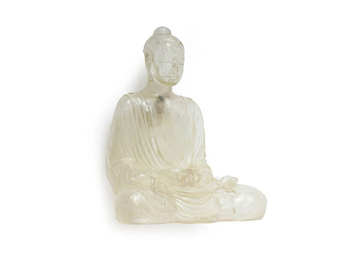 Phillips Collection - Levitating Buddha Wall Sculpture - PH62442
