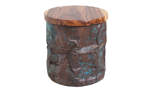 Phillips Collection - Crumpled Side Table - TH66077