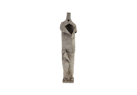 Phillips Collection - Concrete Worker Sculpture - TH72393