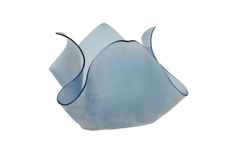 Phillips Collection - Blue Glass Bowl - ID76855