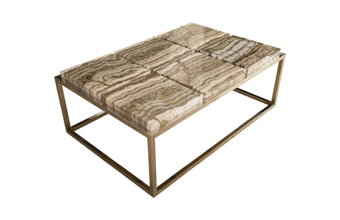 Phillips Collection - Onyx Coffee Table - ID74239
