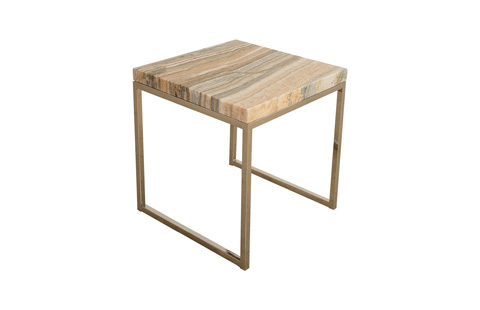 Phillips Collection - Onyx Accent Table - ID74587