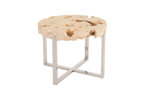 Phillips Collection - Cheese Stone Coffee Table - ID76224