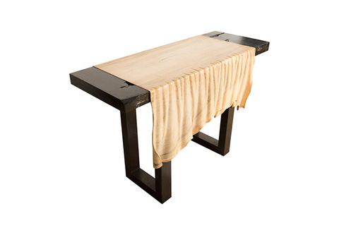 Phillips Collection - Draped Console Table - ID77137