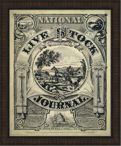 The Picture Source - National Live Stock Journal - A012