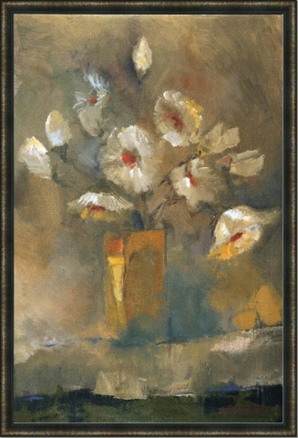 The Picture Source - Flowers In Spring - CWK100