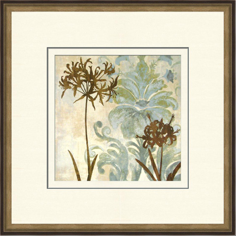 The Picture Source - Floral Oasis II - L107B