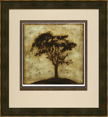 The Picture Source - Gilded Tree IV - M108BZ