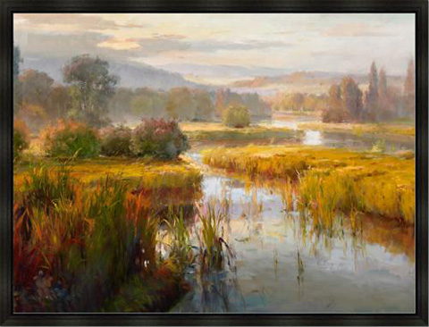 The Picture Source - Bend In The River - MCF111