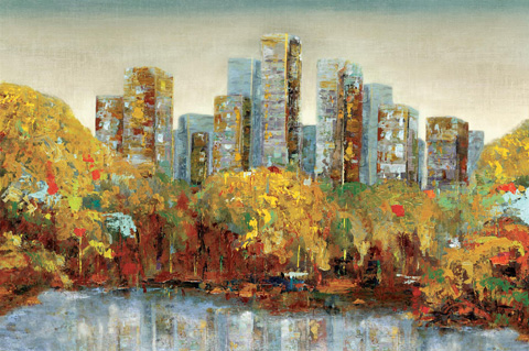 The Picture Source - Central Park - MCP234